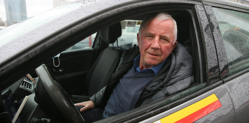 Taksówkarze w rozpaczy: Nie zarobimy w sylwestra!