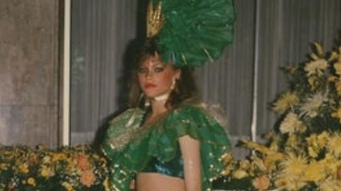 Sofija Vergara na karnevalu