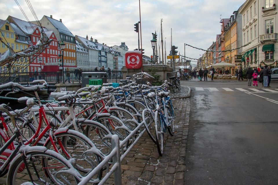 1. Kopenhaga, Dania