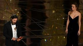 Brie Larson nie popiera nagrodzenia Caseya Afflecka Oscarem