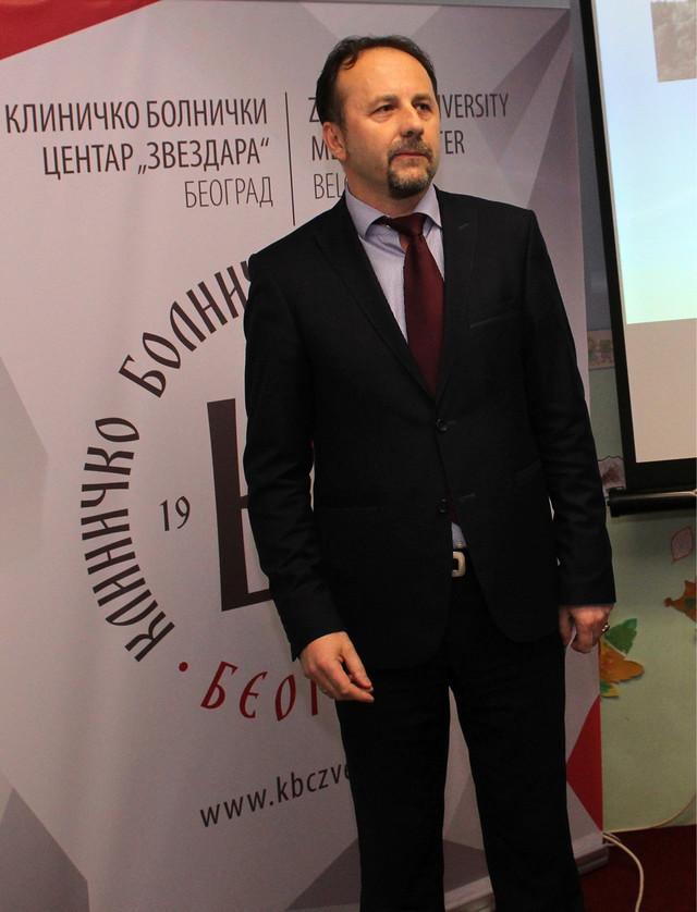 dr Petar Svorcan