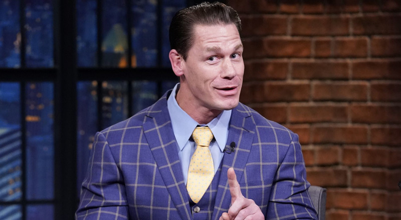 John Cena Finally Explains the Meaning Behind His Cryptic Social Media Posts
