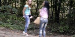 Leśnicy przegonili prostytutki