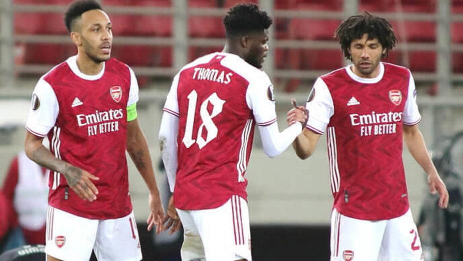 Piłkarze Arsenalu FC