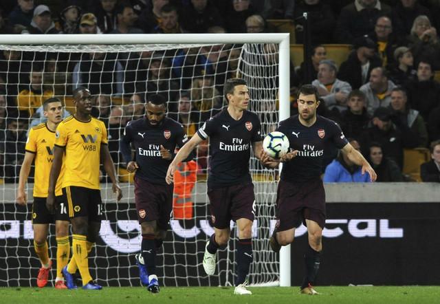 Papastatopulos je samo uspeo da ublaži poraz Arsenala
