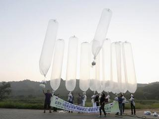korea balony