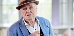 Jan Nowicki mówi, że był fatalnym ojcem, ale stwierdza: Syn nadał mojemu życiu sens