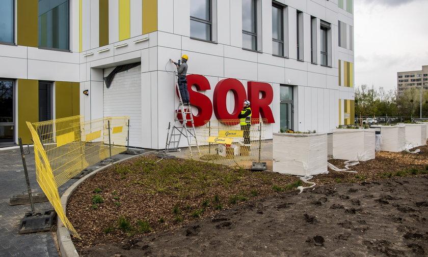 Nowy szpital dziecięcy będzie miał SOR.