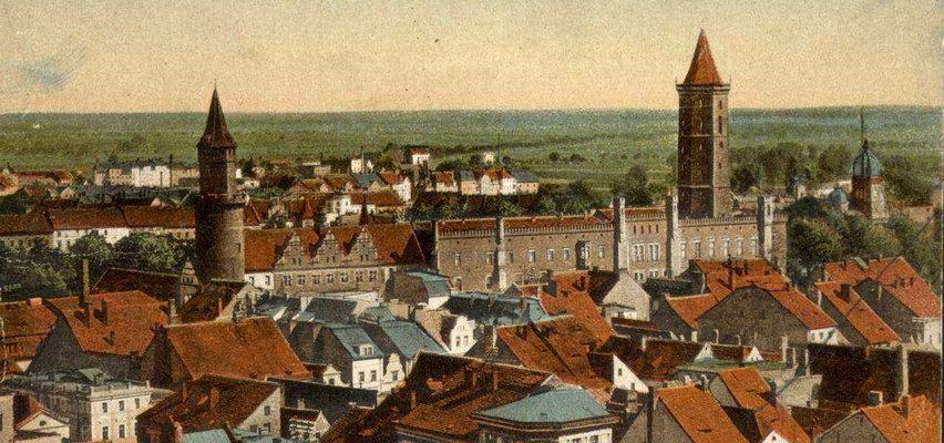 Chcieli się zemścić na Niemcach, dewastowali miasto, które przypadło Polsce