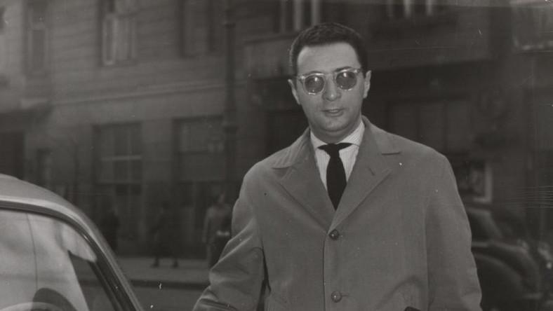 35 lat temu zmarł Leopold Tyrmand - Książki