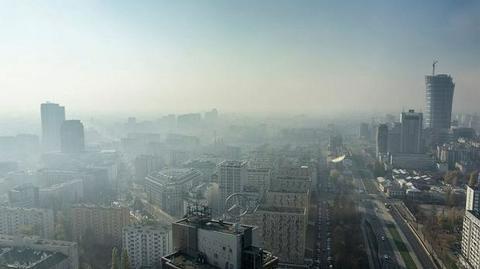 To nie jest mgła, to jest smog
