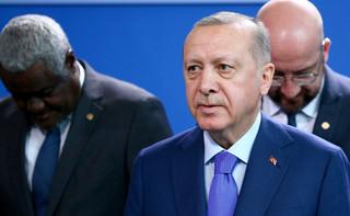 Erdogan: 30-35 żołnierzy syryjskich zginęło w rezultacie odwetu sił tureckich