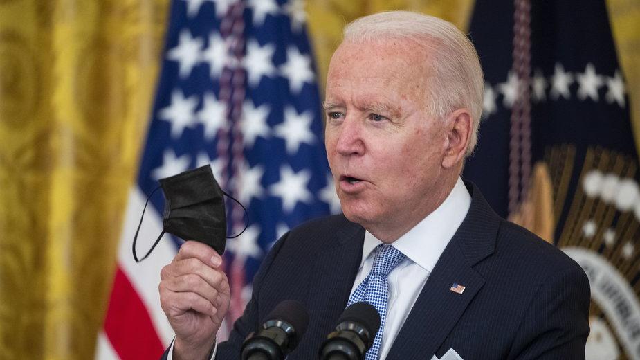Prezydent USA Joe Biden ogłosił zmiany ws. obowiązkowych szczepień