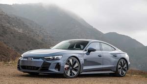 2022 Audi E-Tron GT.
