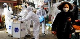 Rośnie bilans zakażonych w Korei Płd. Infekcję ma amerykański żołnierz