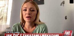 Kurdej-Szatan opowiada o życiu w izolacji. Kto robi w domu zakupy? I czy nosi maseczkę?
