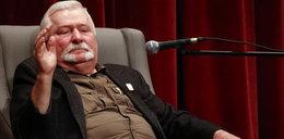 """Wałęsa podpadł im na pogrzebie """"Inki"""", a teraz wnerwi ich na całego..."""