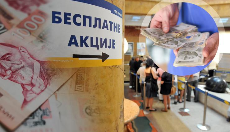 besplatne akcije KOMBO foto RAS Kostadin Kamenov, Shutterstock