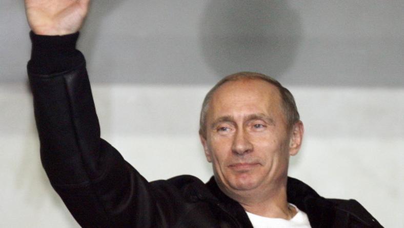 Władimir Putin, fot. AFP
