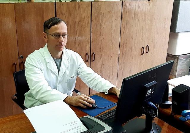 Dr Nebojša Bohucki