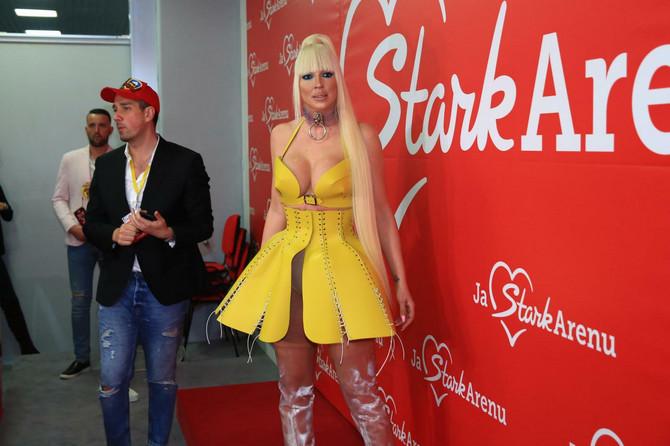 Jelena Karleuša i njene