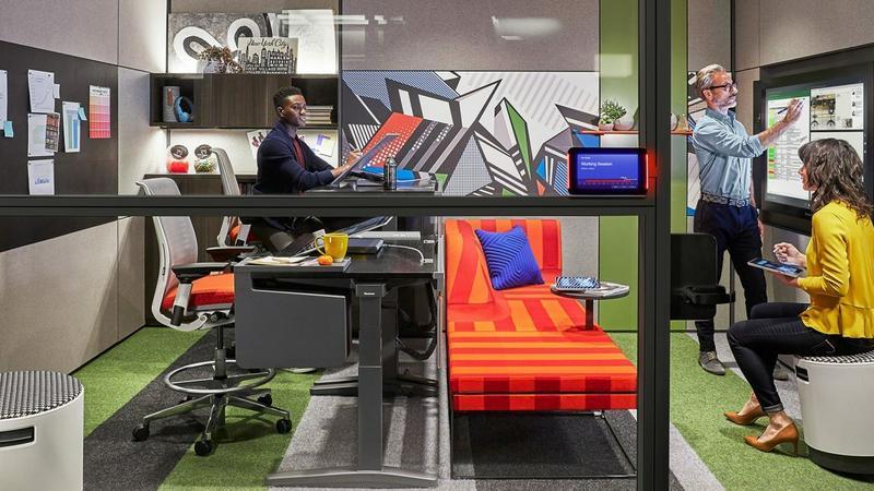 Microsoft tworzy przyjazną przestrzeń biurową