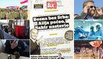 """EUROBLIC"" ZA 19.11. Bakir Izetbegović bi da dosanja očev san o BOSNI BEZ SRBA"