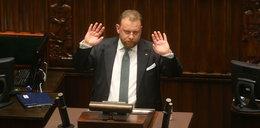 Nocna debata nad ministrem Szumowskim