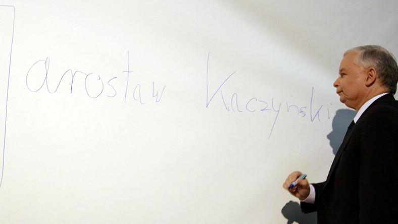 Kreml o Kaczyńskim: Mąż stanu dużego kalibru