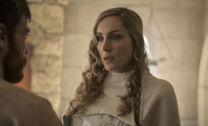 Jelena Gavrilović pojavljuje se u 3. epizodi