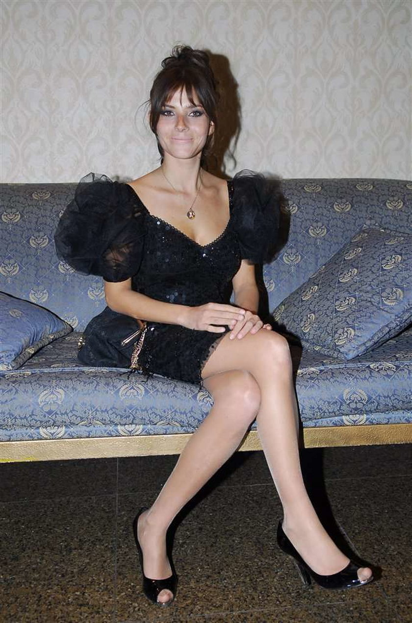 Weronika Rosati zagra z Del Toro!