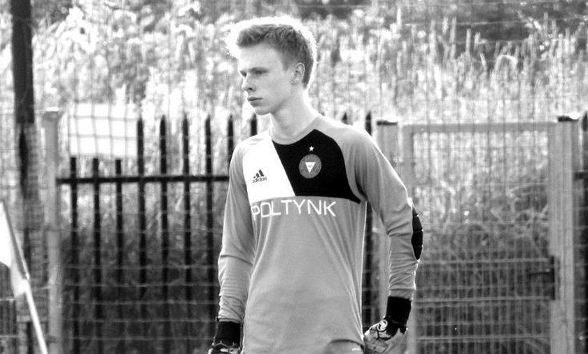 Tragiczna śmierć 14-letniego piłkarza w Krakowie
