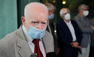 Uchylenie immunitetu sędziego Iwulskiego. Prof. Strzembosz zeznawał przed Izbą Dyscyplinarną SN