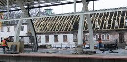 Wydłuża się remont dworca