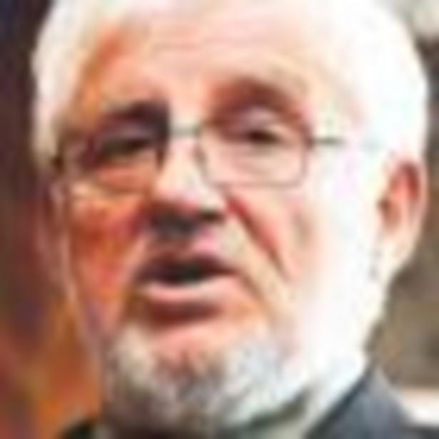 Wojciech Stec, profesor, wiceprezes Polskiej Akademii Nauk w kadencji 2007 – 2010 Fot. Wojciech Górski