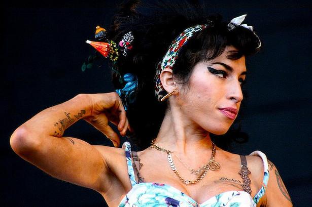 Amy Winehouse. Fot.flickr/fyunkie
