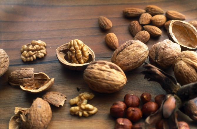 Orašasto voće je puno zdravih masti, vlakana i proteina