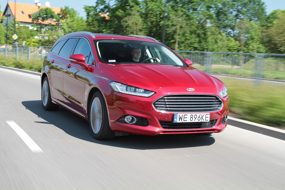 Ford Mondeo MK IV