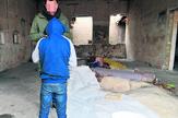 Novi Sad 5 decak osumnjicen da je zapalio beskucnika foto Robert Getel