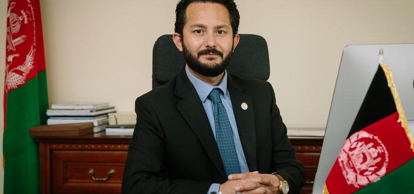 Ambasador Afganistanu Tahir Qadiry dla Faktu: Kobiety to połowa populacji Afganistanu. Talibowie nie mogą ich ignorować [WYWIAD]