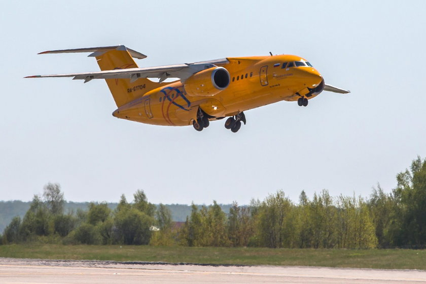 Katastrofa samolotu Saratov Airlines w Rosji