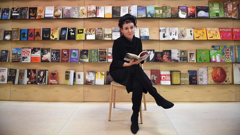 Olga Tokarczuk z literackim Noblem. Donald Tusk gratuluje
