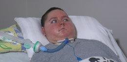 Rodzice Sebastiana ostrzegają innych: jedno ukąszenie zniszczyło mu życie!