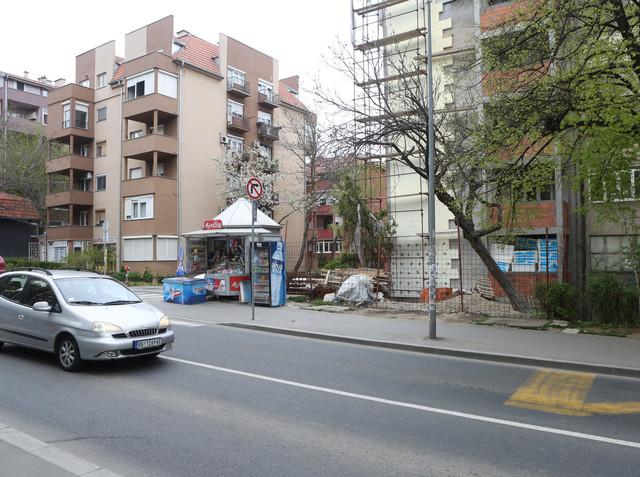 Mesto obračuna na Karaburmi