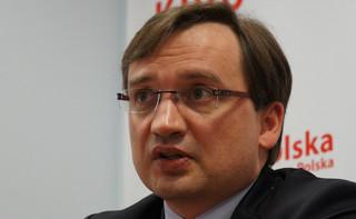 Ziobro o opinii rzecznika TSUE: Sprowadza się do obrony patologii w polskim sądownictwie