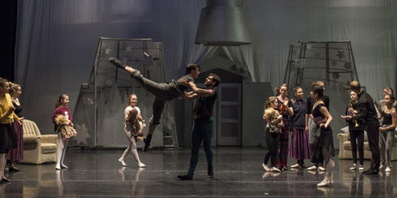 Balet: piękno i tajemnica