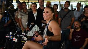 Ronda Rousey wróci do MMA dopiero w 2017 roku?