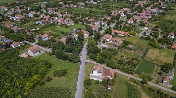 Snimci zabeleženi dronom /Foto: Grad Zrenjanin