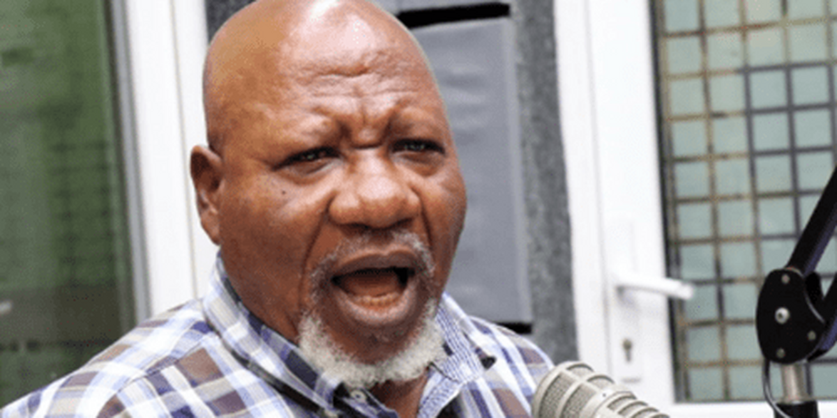 Stop harassing the CJ; let Dr. Ayine defend himself - Allotey Jacobs blasts NDC