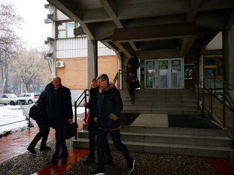 SUOČILI SE SA STRAHOM: Saša Popović i Suzana Jovanović oči u oči sa osumnjičenim za pljačku njihovog doma, a evo šta je rekao pred sudom!